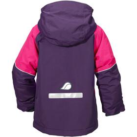 Didriksons 1913 Ese Jacket Kinder berry purple